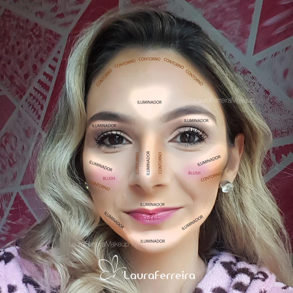 Dica de Maquiagem para aplicar o iluminador